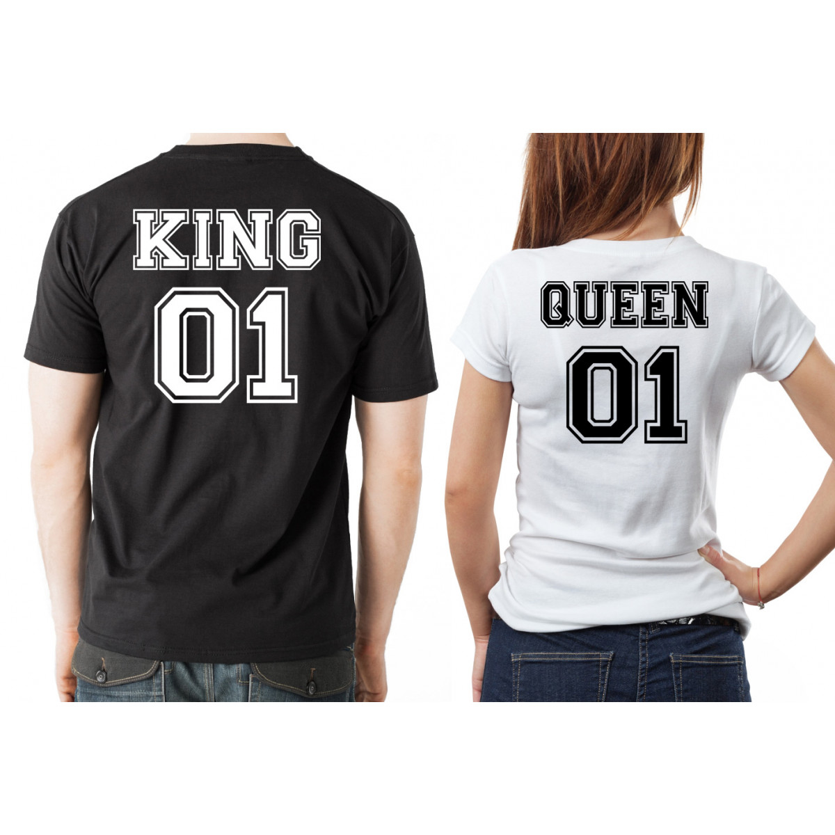 Black queen t shirt - Couple T Shirt King Queen Couple Tee Shirts
