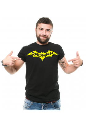 Dadman Tshirt Funny Dad Batman Tee Perfect Gift For Him Funny Batman Shirt Fathers Day Gift